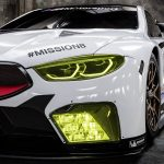 Tehnologia întâlneşte tradiţia: BMW Motorsport prezintă BMW M8 GTE la IAA de la Frankfurt