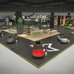 Bine ați venit la 'X-Ville': standul Opel de la Salonul Auto de la Frankfurt este dedicat mobilității personale