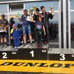 Tudor Drăgan câștigă Clasa Pufo la etapa a 5-a CNK DUNLOP 2017