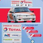 Amatorii la start: 20 de piloți amatori sunt pe lista de înscrieri a etapei întâi Promo Rally TOTAL