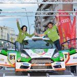 Raliul Sibiului UniCredit Leasing 2017 – Bogdan Marișca se gândește doar la titlu