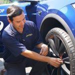 Vehicule TESLA dotate cu sistemul Intelligent Tire Trial