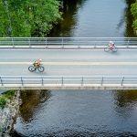 Nokian Tyres – partenerul principal al competiției de triatlon IRONMAN din Finlanda