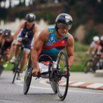 Zanardi a ajuns la sosire în triatlonul de Barcelona după 8h58:59