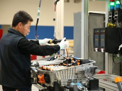 BMW Brilliance Automotive deschide fabrică de baterii la Shenyang