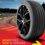 MOMO Tires intră oficial pe piața din România