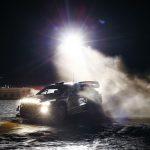 Raliul Marii Britanii: Hyundai Motorsport, dupa prima zi