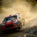Final de sezon în Campionatul Mondial de Raliuri pentru Simone Tempestini (Napoca Rally Academy)