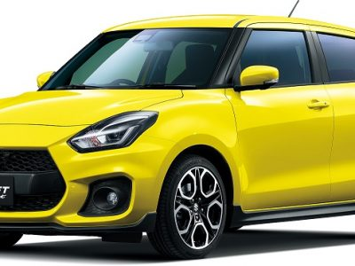 Suzuki Swift câștigă premiul Good Design 2017 în Japonia