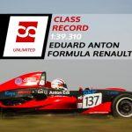 Eduard Anton cucerește recordul circuitului MotorPark România
