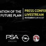 Streaming live: Opel/Vauxhall prezintă planurile de viitor