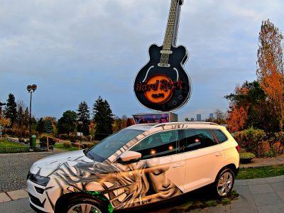 KAROQ FEST – o altfel de lansare auto