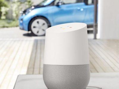 BMW Connected integrat cu Google Assistent