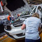 Producția primului SUV compact premium Volvo începe în Belgia