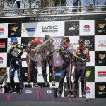Hyundai Motorsport a obtinut cea de-a patra victorie in acest sezon din WRC
