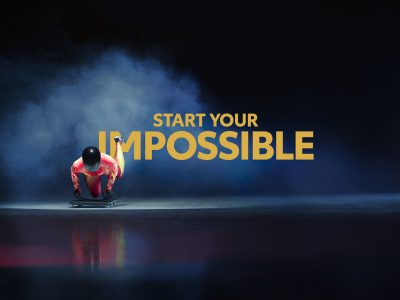 'Start Your Impossible'