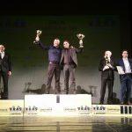 Adi Raspopa a primit cel de-al cincilea titlu de campion national la Gala Campionilor FRAS