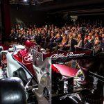 Fotografii oficiale Alfa Romeo Sauber F1 Team
