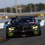 Noul BMW M8 GTE, teste la Daytona