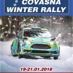 Trofeul celor 3 Națiuni: Winter Rally Covasna 2018