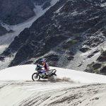 Raliul Dakar 2018: Mani Gyenes pe 24 cu două etape înainte de finiș