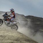Raliul Dakar 2018: Mani Gyenes dupa primele zile in desertul Atacama