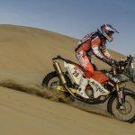 Raliul Dakar 2018: Mani Gyenes face progrese si ajunge pe 33 la general