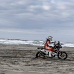Raliul Dakar 2018: ultima etapa in Peru si Mani Gyenes urca pe 29 in clasamentul general