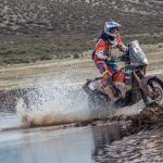 Raliul Dakar 2018: Mani Gyenes ajunge in Argentina pe 27 la general dupa zile extrem de grele in Bolivia