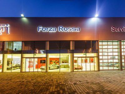 Forza Rossa deschide cel mai nou showroom din Europa, dedicat 100% mărcii Ferrari