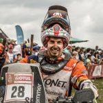 Mani Gyenes termina pe locul 23 cel mai dur Dakar din America de Sud