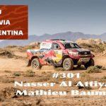 Nasser Al-Attiyah castiga prima etapa a Raliului Dakar 2018