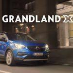 Campania de lansare Opel Grandland X