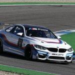 Blancpain GT Series Asia: Studie AG concurează cu BMW M4 GT4