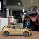 BMW X2 Holo Experience Tour