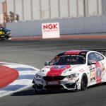 Dubai 24h: BMW M4 GT4 a trecut cu bine de prima sa apariţie competiţională sub culorile echipelor private