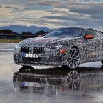 Prototipul BMW Seria 8 Coupe testat pe circuit