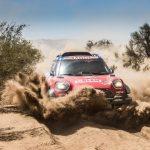 Patru echipaje MINI au încheiat Raliul Dakar 2018