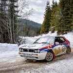 Romania Historic Winter Rally, povestea continua