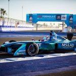 Puncte pentru Tom Blomqvist la debutul său în Formula E cu MS&AD Andretti