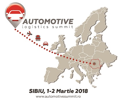 AUTOMOTIVE LOGISTICS SUMMIT - Sibiu, 1-2 MARTIE 2018