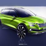 Premieră la Salonul Auto de la Geneva: studiul ŠKODA VISION X