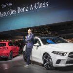 Noul Mercedes-Benz A-Class, premiera mondială la Amsterdam