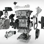 Volvo Cars introduce motorul cu trei cilindri