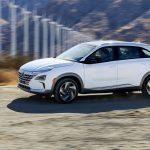 Hyundai lanseaza primul SUV alimentat cu hidrogen: Nexo