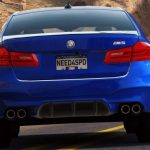Noul BMW M5, vedetă în Need for SpeedTM No Limits