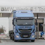 BMW Group testează camioane cu GNL