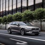 Premiera mondiala: Noul Volvo V60, estate-ul versatil pentru familie