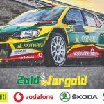Lansarea concursului #2oldforgold la prezentarea echipajul Cotnari Rally Team