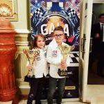 Iulia Berea şi Andrei Berea, campionii clasei KID Honda şi PUFO prezenţi în sezonul 2018 – Campionatul Naţional de Karting